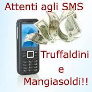 attenti agli sms